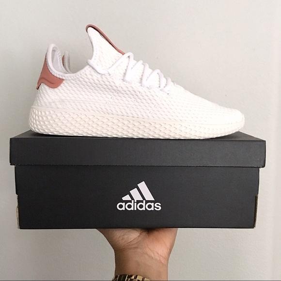 cddffec3f93fc Adidas Pharrell Tennis Hu J Sneakers Women Sz 8